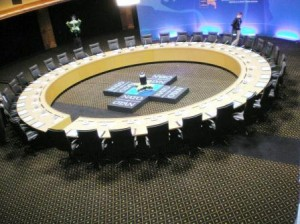 Nato Summit Holland automatic dome camera control