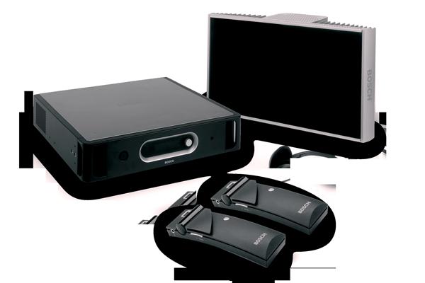 Rent infrared sound distribution