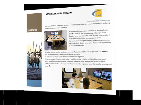 Download factsheetVideoconferencing Merelbeke
